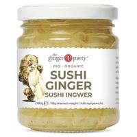 Ginger for Sushi