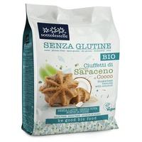 Ciuffetti Di Saraceno Al Cocco Senza Glutine