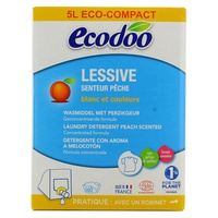 Concentrated concentrated peach-eco detergent