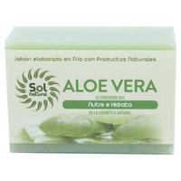 Mydło w kostce Aloe Vera