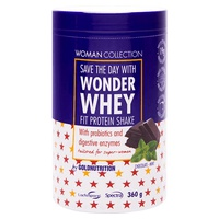 Wonder Whey Chocolate-Mint - Fit Protein Shake