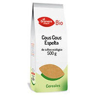 Cous Cous Espelta Integral Bio