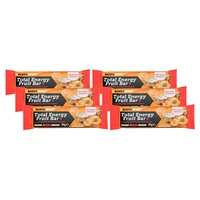 Pack Total energy fruit bar yellow fruits