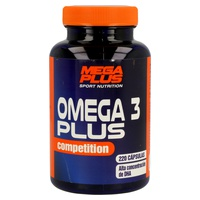 Omega 3 Plus Competition