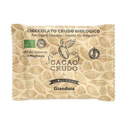 Tableta de Chocolate Negro Gianduja con Avellanas Piemontesas i.g.p. (15 unidades)