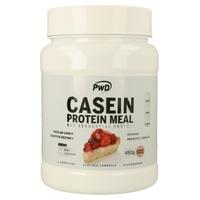 Casein Protein Meal (Sabor Tarta de Queso con Fresa)