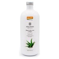 Organiczny sok aloesowy z miodem i cytryną