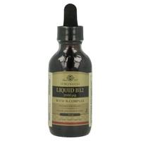 Vitamina B12 Líquida con B-Complex  59 ml de Solgar