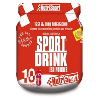 Sport drink powder lemon