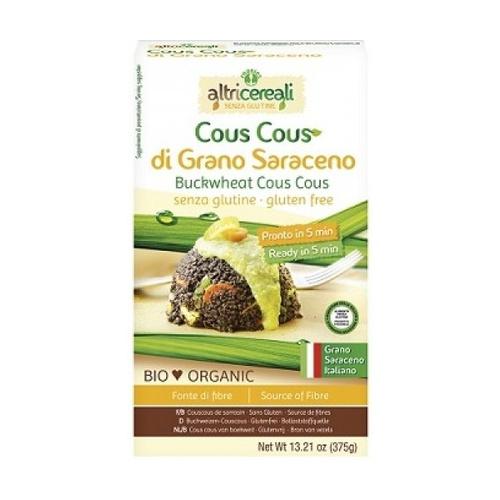 CousCous de Trigo Sarraceno sin Gluten