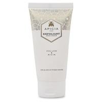 Organic gentle exfoliating facial treatment