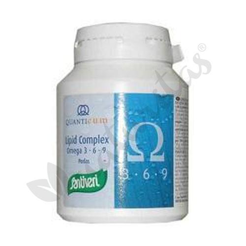 Perlas Lipid Complex (Omega 3-6-9) 25 gr de Santiveri