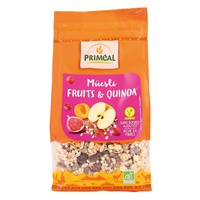 Muesli de Frutas con Quinoa
