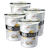 Pack Yogur sin lactosa Natural Bio