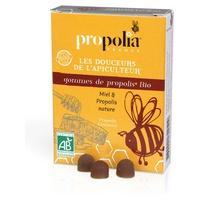 Gommes de propolis miel & propolis nature BIO
