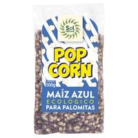 Blue Corn For Bio Popcorn