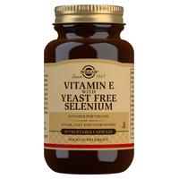 Vitamine E avec sélénium