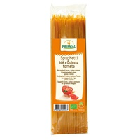 Espagueti de Trigo con Quinoa y Tomate