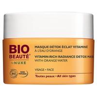 Mascarilla Detox Vitaminada con Agua de Naranja Bio