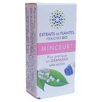 Extractos de plantas frescas para adelgazar