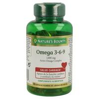 Omega 3-6-9 Active Omega Complex