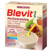 Blevit Plus Nuts, honey and fruits