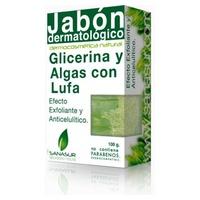 Jabón Glicerina Algas y Lufa