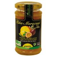 Marmelada de Ananás e Maracujá Bio