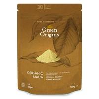 Maca Polvo Organic 150 gr de Green Origins