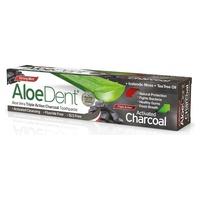 Aloedent Dentifricio Tripla Azione Carbone Attivo