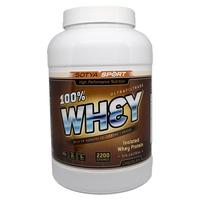 100% proteine del siero di latte