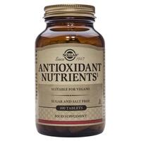Nutriments antioxydants