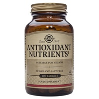 Antioxidative Nährstoffe