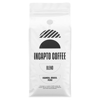 Café Blend Uganda, Brasil e Peru