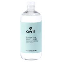 Agua micelar - orgánica certificada