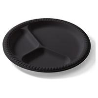 Czarne dzielone płyty