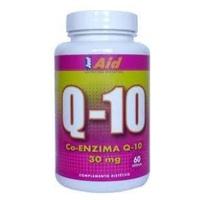 Coenzima Q10 60 cápsulas de 30 mg de Just Aid