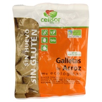 Galletas de Arroz (sin Gluten)