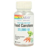 Carotène alimentaire