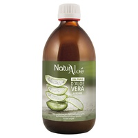 Organic aloe vera gel 500 ml