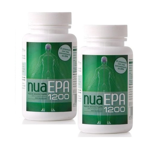 Pack 2x Nua EPA