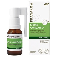 Aromaforce Spray Garganta Bio