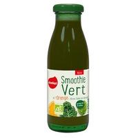Smoothie verde de Naranja, Kale y Espinacas Bio