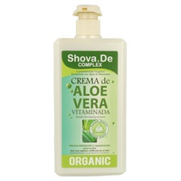 Crema de Aloe Vera Vitaminada