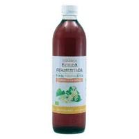 Bebida Fermentada Flor de Hibisco y Tila Eco
