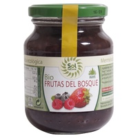 Forest Fruit Jam without Sugar Organic
