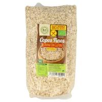 Copos de Avena Finos Bio Sin Gluten Integral