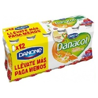Danacol liquido fresa