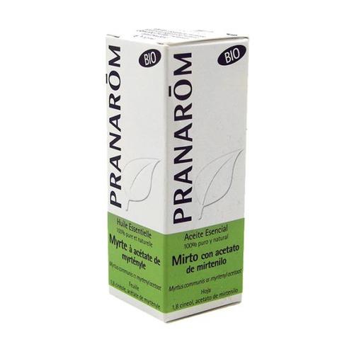 Aceite esencial de Mirto con Acetato De Mirtelino