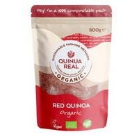 Grain Rouge de Quinoa Real Bio